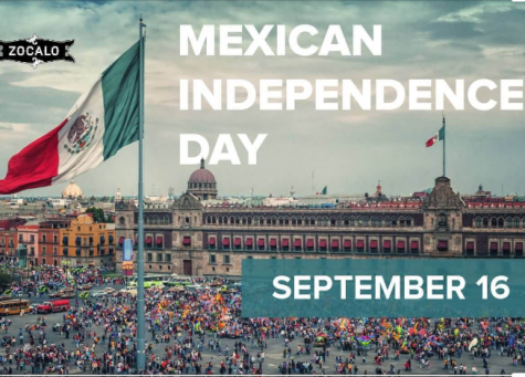 Mexican Independence Day.