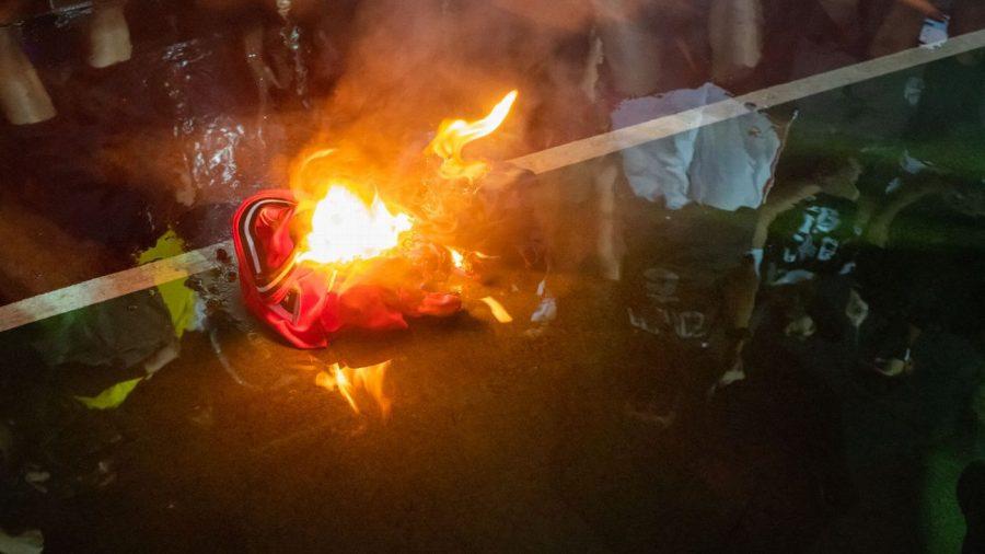 Lebron Betrays Hong-Kong Protesters