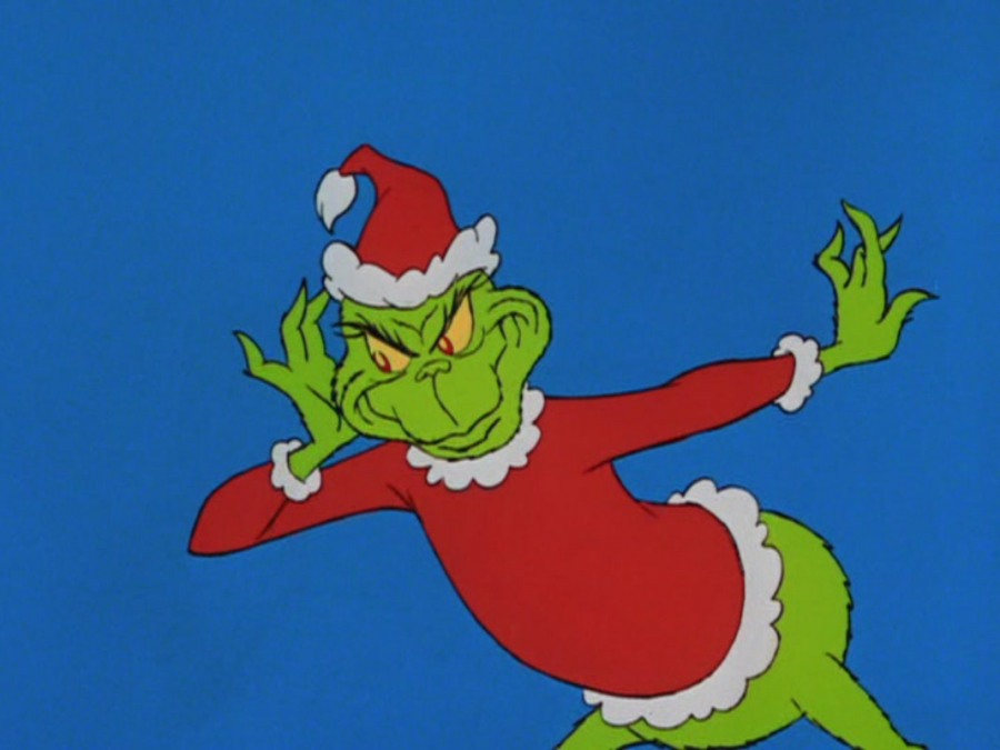 How the Grinch Stole Christmas 1996 vs 2000