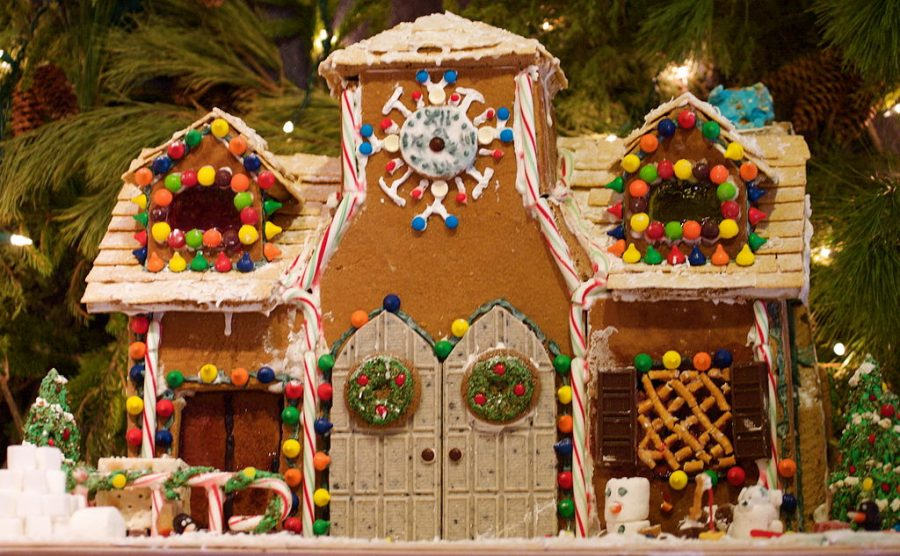 The+History+of+Gingerbread