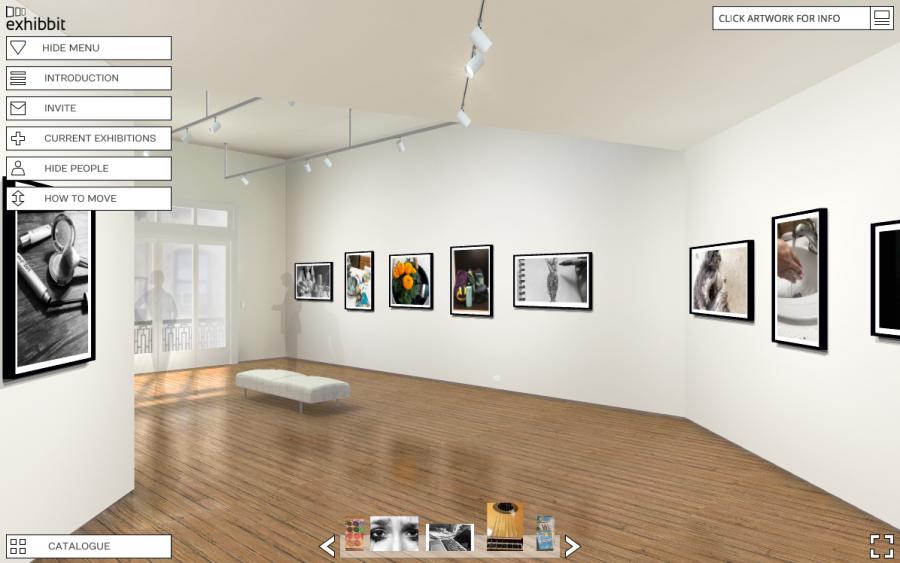 Bullard Hosts Virtual Art Show