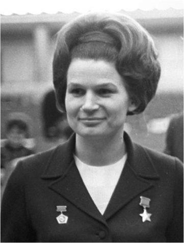 First Female Astronaut