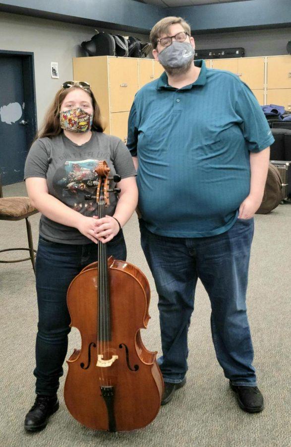 $7,000 Cello Donation